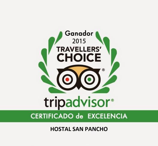 Hostal San pAncho TripAdvisor-2015