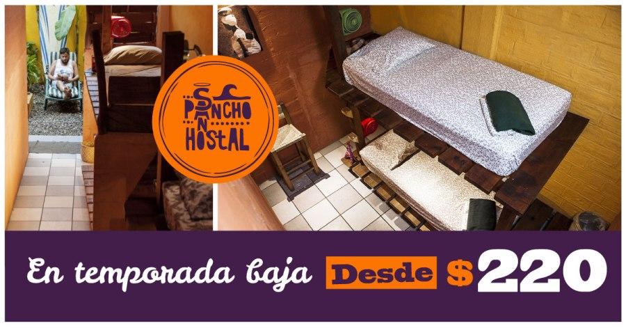 Hostel-San-Pancho-Barato